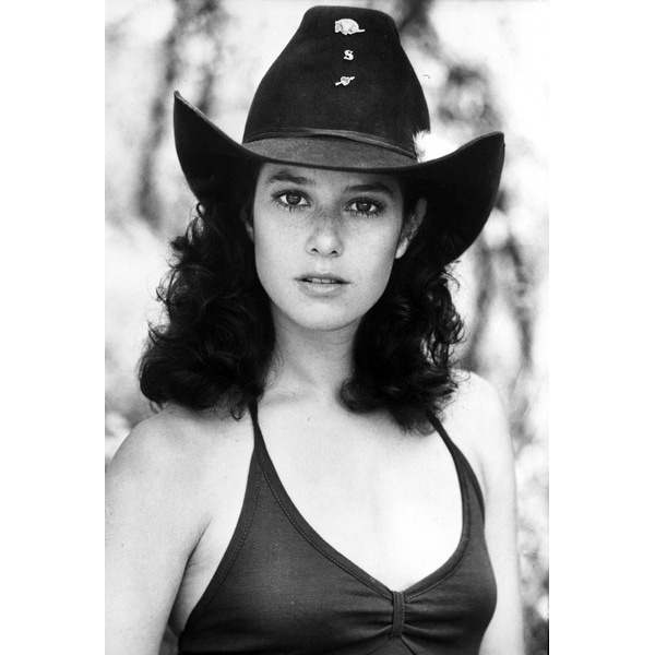 Shop Debra Winger Portrait wearing Cowboy Hat Photo Print - Free Shipping  On Orders Over  45 - Overstock - 25387244 797ca6bb0510