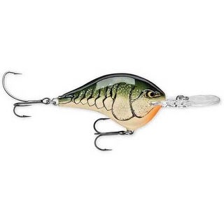 Rapala DT Series 3/8 Olive Green Craw