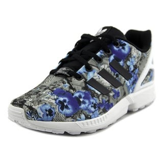 Adidas ZX Flux K Youth Round Toe Synthetic Multi Color Sneakers