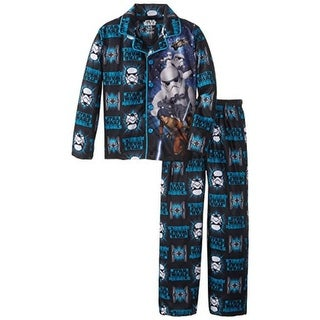 Star Wars Boys Rebels Graphic Two-Piece Pajamas - XS