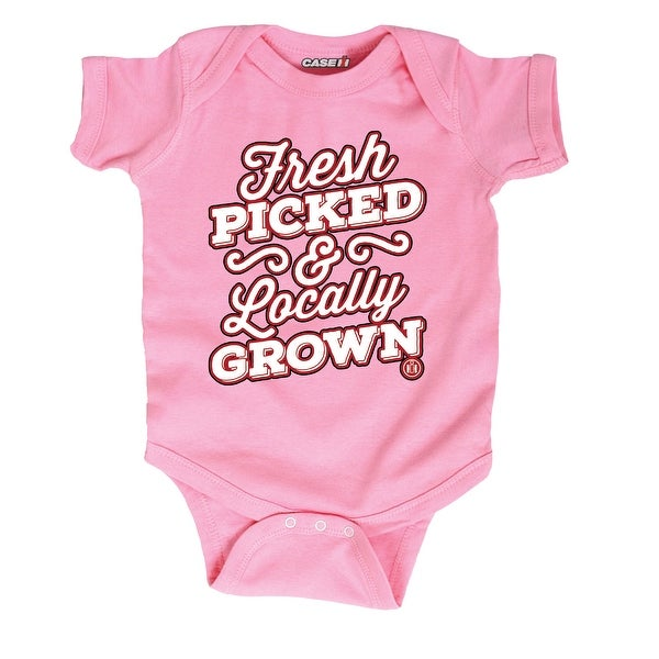 Fresh Picked-Case Ih- Infant One Piece