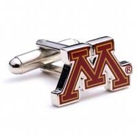 NCAA PD-MINN-SL Minnesota Golden Gopher Cufflinks