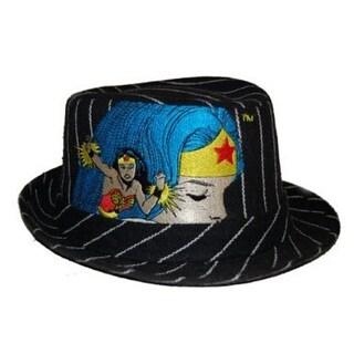 Wonder Woman Fedora Bucket Hat
