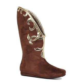 Womens Alba Brown Middle Eastern Costume Boots