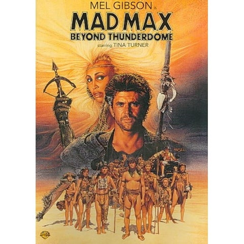 Mad Max Beyond Thunderdome - DVD