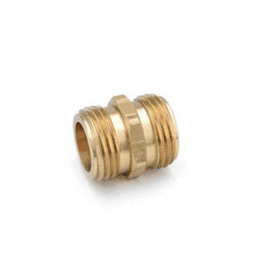 "Anderson Metals 757486-121208 Male Garden Hose Adapter, 3/4"" x 3/4"""