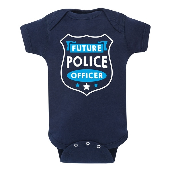 Future Police Officer - Infant One Piece