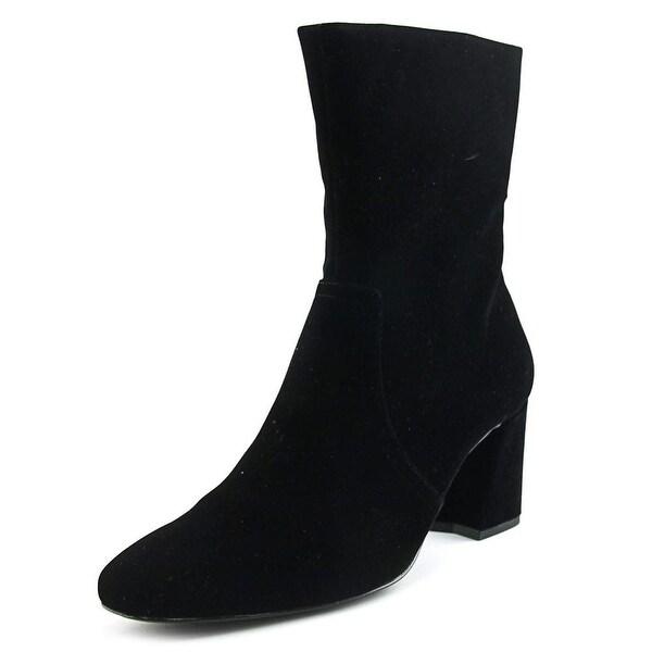 Isaac Mizrahi Lynn Black Boots