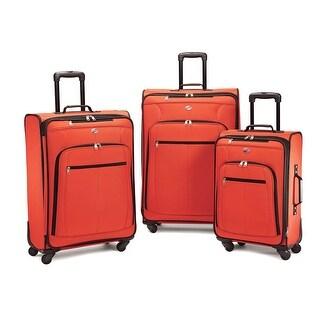 American Tourister AT Pop Plus 3 Piece Set, Orange