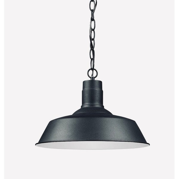 New Barn Hanging Light Outdoor Pendant. Opens flyout.