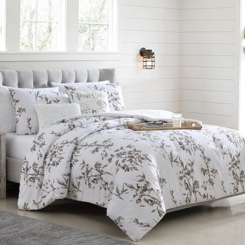 Modern Threads Kimber 5 Piece Jacquard Comforter Set
