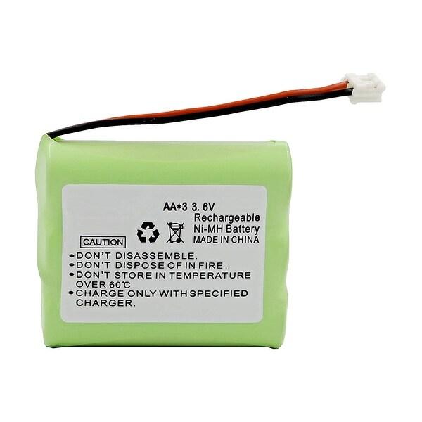 Replacement For AT&T 3301 Cordless Phone Battery (600mAh, 3.6V, Ni-Cd)