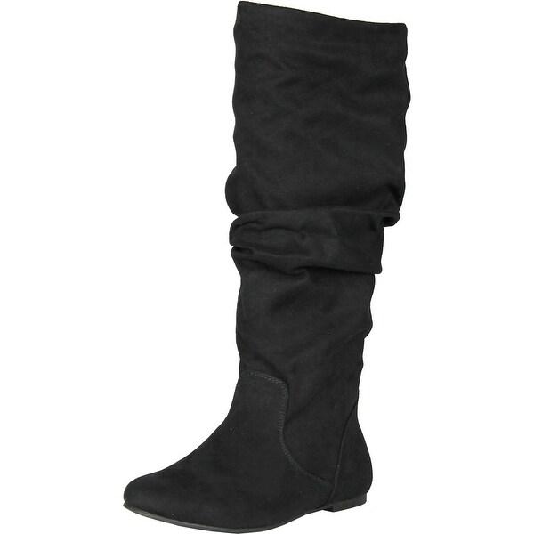 Soda Women Zulu Boots - blk imsu