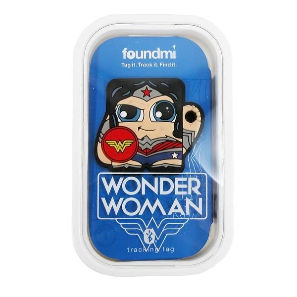 BioWorld Foundmi Wonder Woman Key Finder - Multi - One size