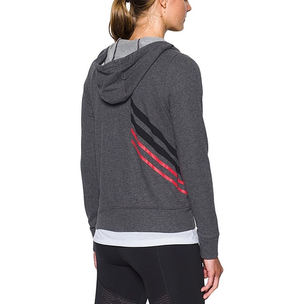 Under Armour Womens French Terry Hoodie