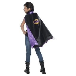 Child Deluxe Batgirl Cape