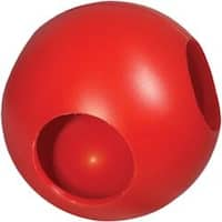 Red - Paw-Zzle Ball 10""