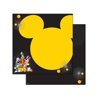 EK Paper 12x12 Disney Mickey & Friends Character