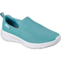 Skechers Women's GOwalk Joy Slip-On Shoe Turquoise