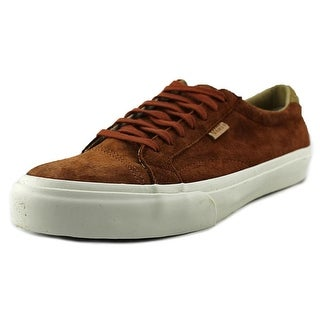 Vans Court + Round Toe Suede Sneakers