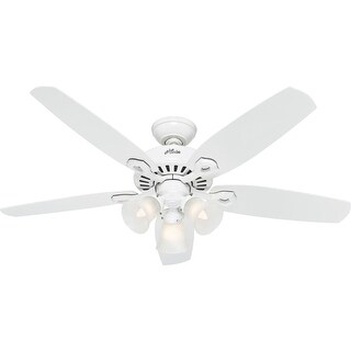 Hunter 52 Wh 5-Bld Ceiling Fan