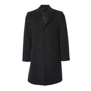 Jacob Siegel's Wool Cashmere Coat