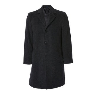 Men's Wool Cashmere Coat