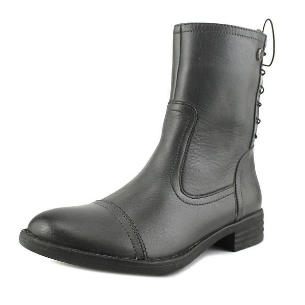 Bussola Trapani Neveda Charcoal Boots