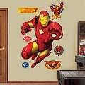 Iron Man-Fathead