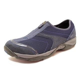 Easy Spirit Ellicott WW Round Toe Canvas Walking Shoe