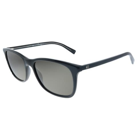 Tommy Hilfiger TH 1449/S A5X Unisex Black Frame Grey Lens Sunglasses