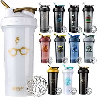 Link to Blender Bottle Harry Potter Pro Series 28 oz. Shaker Cup with Loop Top Similar Items in Decorative Accessories