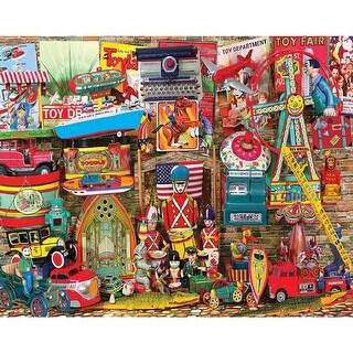 Antique Toys 1,000 Piece Puzzle