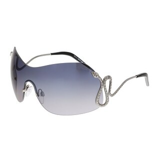 Roberto Cavalli RC896S HASSALEH 14C Silver Shield Sunglasses