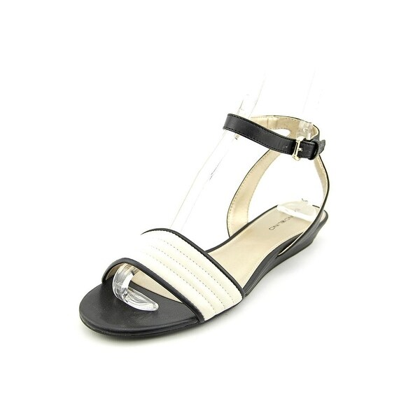 Bandolino Adecyn Open Toe Synthetic Wedge Sandal