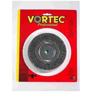 """Weiler 36063 Vortec Pro Crimped Wire Wheel, 5"""""""