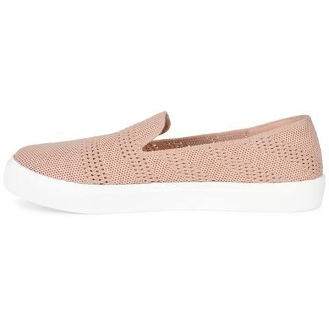 Journey + Crew Women's Comfort Foam Knit Sneaker
