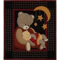 "13""X15"" - Baby Bear Wall Quilt Kit"