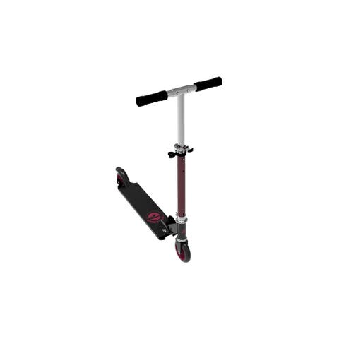 Pulse Performance Products 2 Wheel Aluminum Folding Scooter