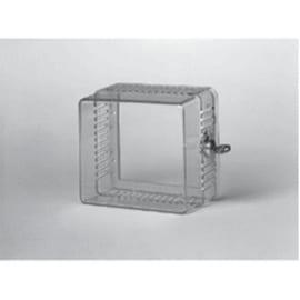 """Lux BB2001-005 Locking Thermostat Guard, 6"""""""" x 5"""""""""""""""