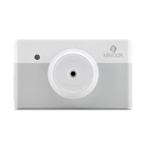 Minolta MNCP10 instapix Instant Print Camera (Gray)