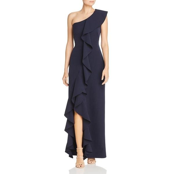 Eliza J Womens Evening Dress Formal One Shoulder. Opens flyout.