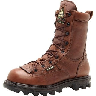 Rocky Outdoor Boots Mens BearClaw 3D GTX Outdoor Brown FQ0009237