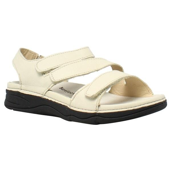 fc4de7a79 Shop Barefoot Freedom Womens Angela Beige Sandals Size 5 (C