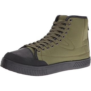 Tretorn Womens Bailey4 Fashion Sneakers Waterproof High-Top