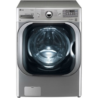 LG WM8000H 5.1 Cu. Ft. Front Load Washer with Steam Technology and TurboWash