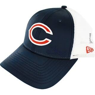 Chicago Bears Women's Modern Mesh 9FORTY Baseball Cap|https://ak1.ostkcdn.com/images/products/is/images/direct/fe4ea1eb199326a52084863c71acb141fe759527/Chicago-Bears-Women%27s-Modern-Mesh-9FORTY-Baseball-Cap.jpg?impolicy=medium