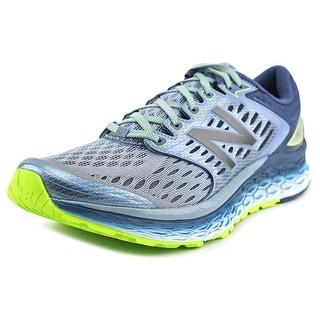 New Balance M1080 Men B Round Toe Synthetic Blue Running Shoe