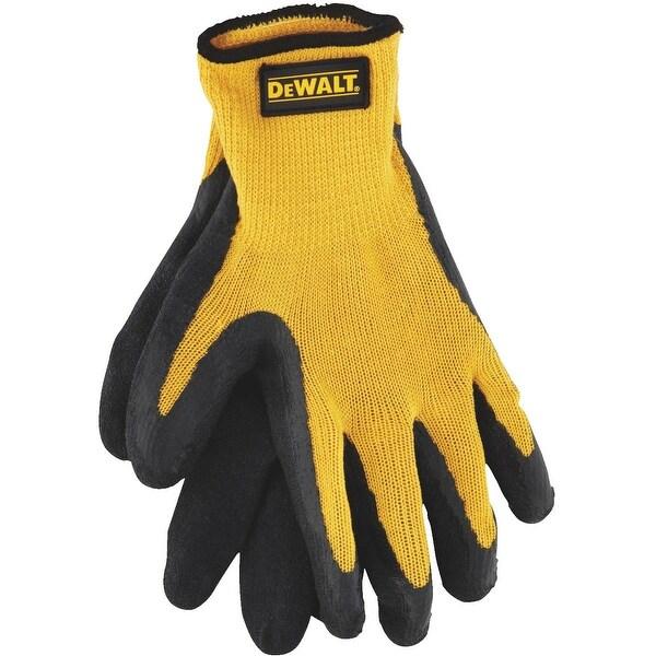 DeWalt Lg Rubber Gripper Glove