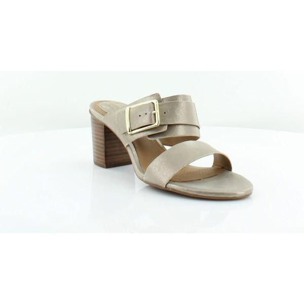 Clarks Ralene Rose Women's Sandals & Flip Flops Champagne Rose - 6